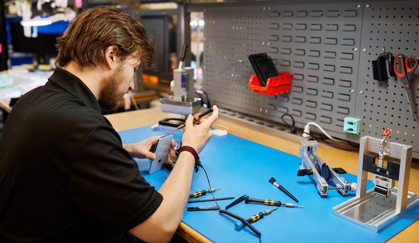 Independent repair companies will have access to the same parts, tools and other features of AASPs.